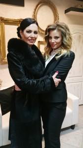 Славка Калчева и Емилия