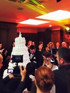 Сватбата на Мария и Христиан Гущерови