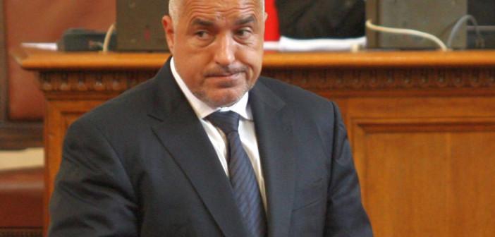 """Борисов каза """"не"""" на падането на мораториума върху добива на шистов газ"""