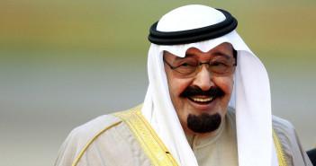 King Abdullah Saudi Arabia