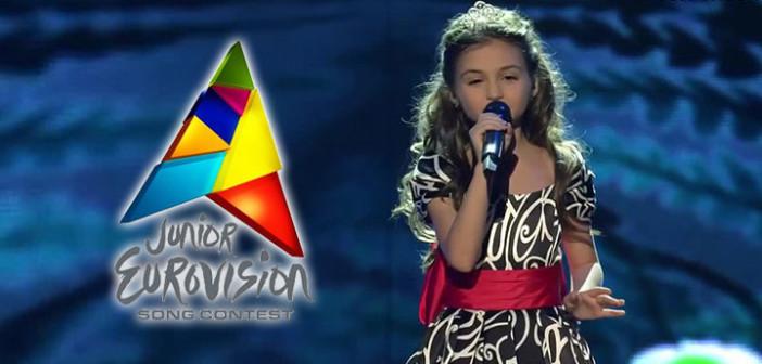 Крисия, Детската Евровизия 2015