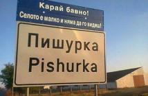Село Пишурка