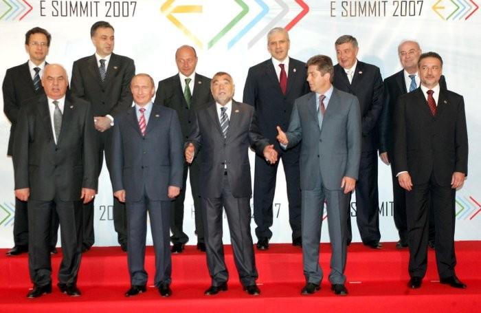 Костадин Филипов, лидерите, подписали договора за Южен поток