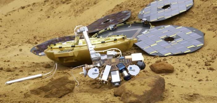 Намериха изгубената на Марс сонда , изчезнала мистериозно преди 11 години