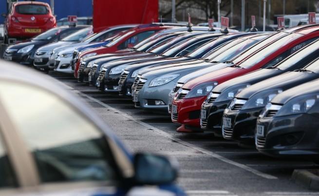 Отчетеният ръст в продажбата на нови автомобили в страната ни е 5.2 %.