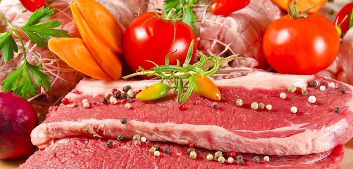 червени меса