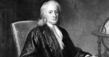 Isaac Newton, Исак Нютон, Теория на Нютон