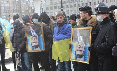 Украйна Янукович