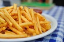 Пържени картофи