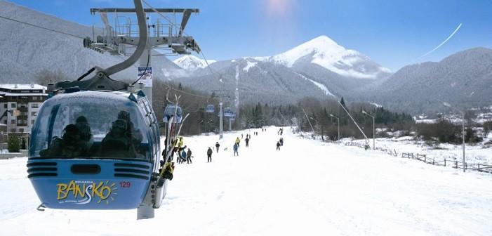 Банско, ски