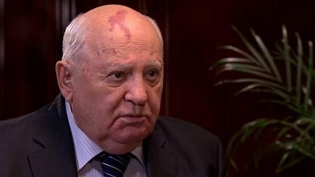 Борис Немцов, Михаил Горбачов