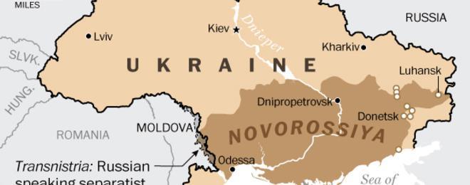 Новорусия