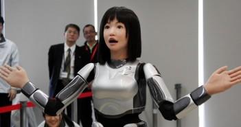 robots Japan hotel