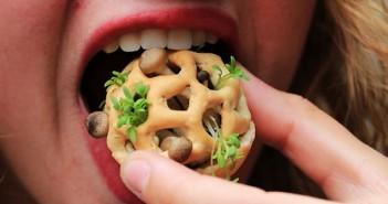 3D Храна от... принтера
