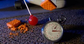 5-секундното правило за храна