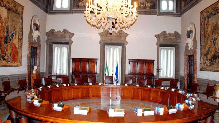 Chigi Palace Rome