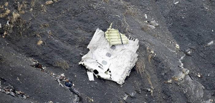 вторият пилот е разбил самолета на Germanwings