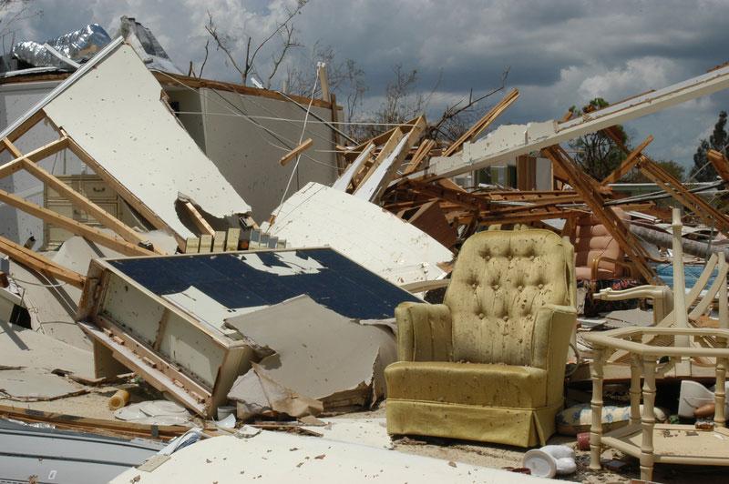Ураганът Чарли, Флорида