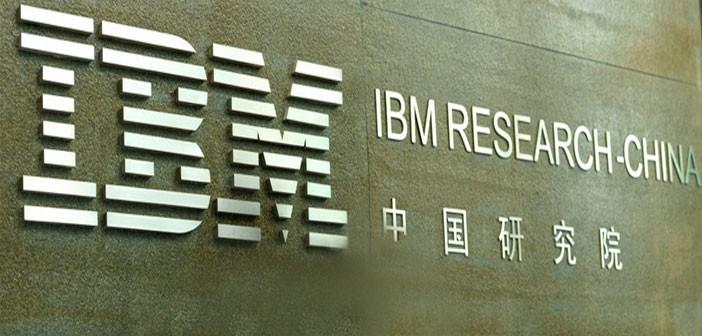 IBM, China