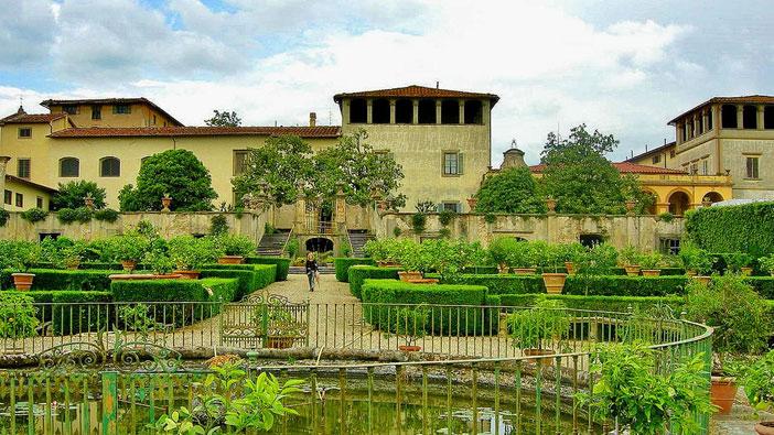 Италия, Villa La Quiete alle Montalve