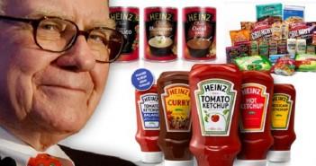 Warren Buffet,Heinz