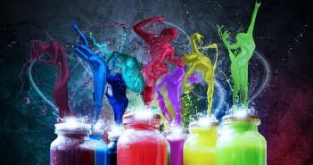 цвят, цветове