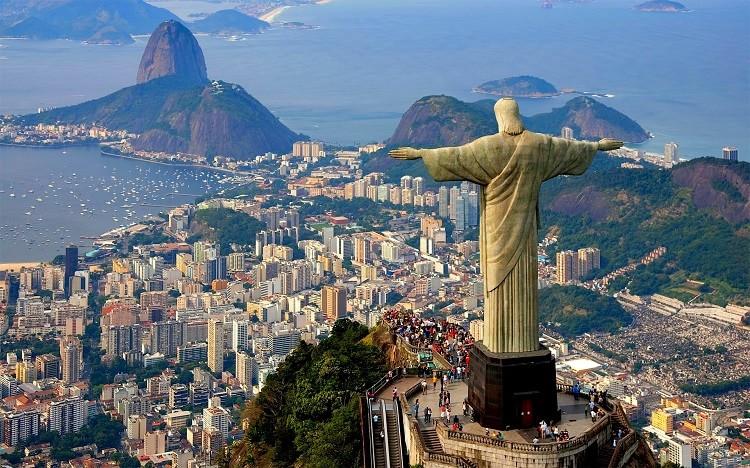 туризъм, жени, Бразилия