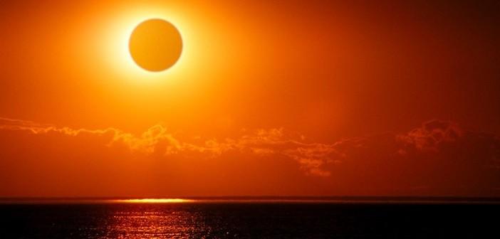 слънчево затъмнение