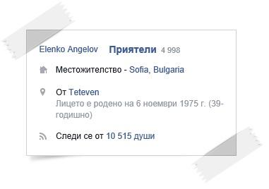 фрактал, Еленко Ангелов