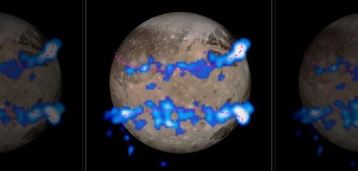Юпитер, Ганимед, океан