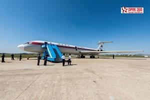 Самолет IL-62