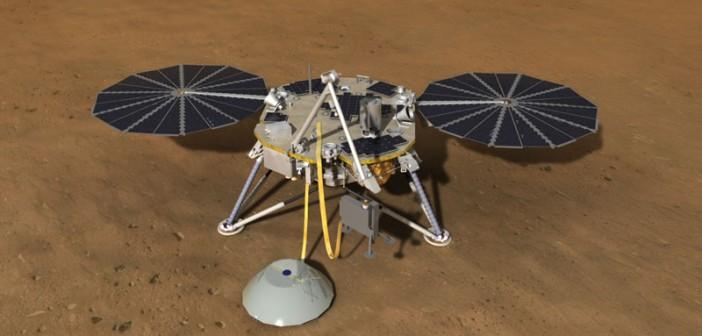 Insight, нова мисия до Марс