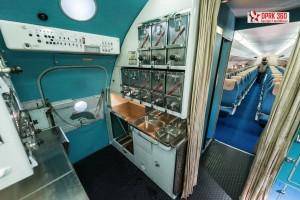 IL-62 - Изход през кухнята...