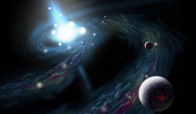 краят на Вселената