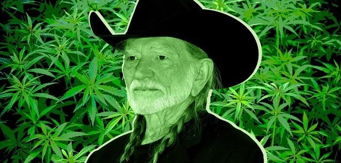 Уили Нелсън със собствена марка марихуана