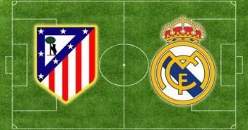 Atletico Madrid Real Madrid