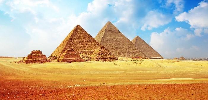 загадката на пирамидите е разгадана