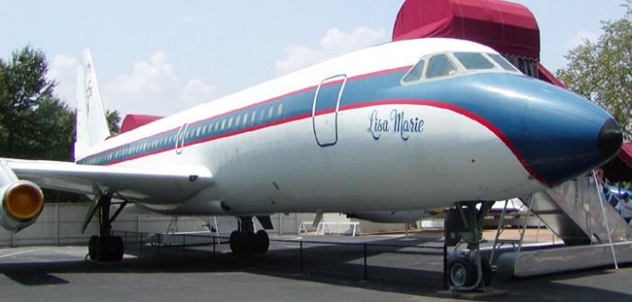 Самолетът на Елвис Пресли - Lisa Marie