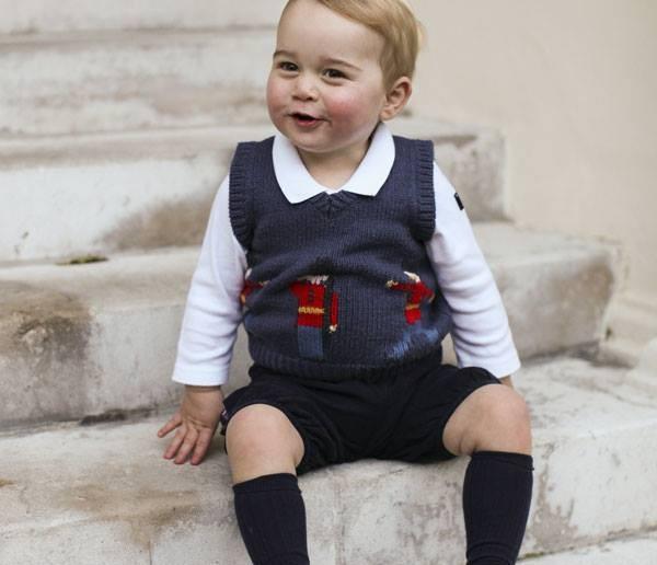 Първото кралско бебе - принц Джордж