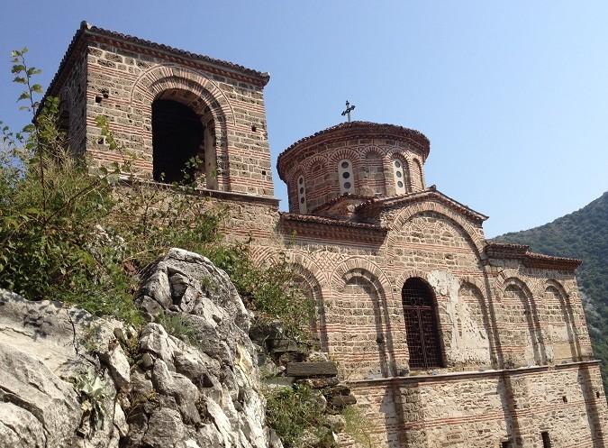 тунел, Асенова крепост
