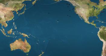 the pacific hot bubble