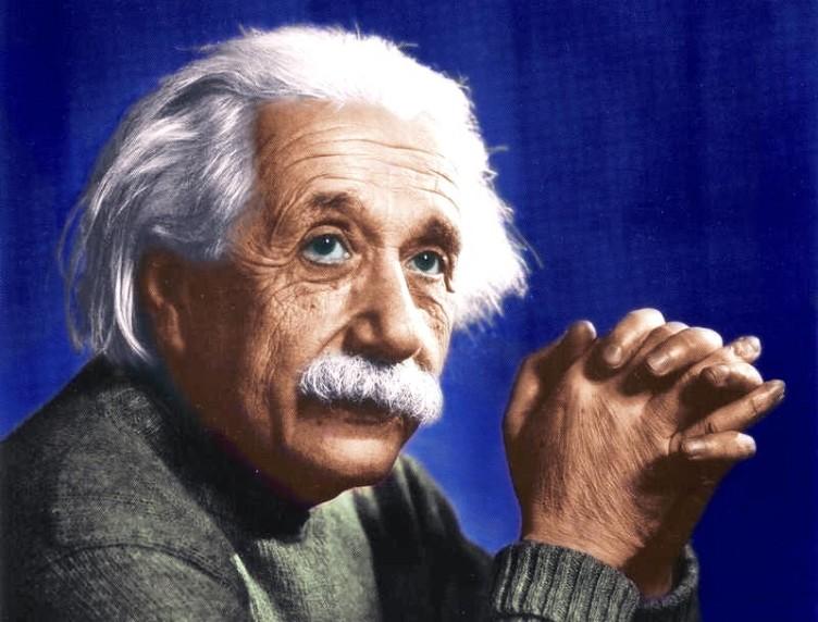 Алберт Айнщайн, отблясъци