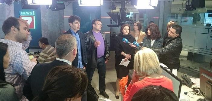 Румяна Бъчварова, ТВ7