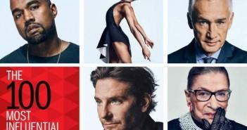 """100-те най-влиятелни личности в света според """"Тайм"""""""