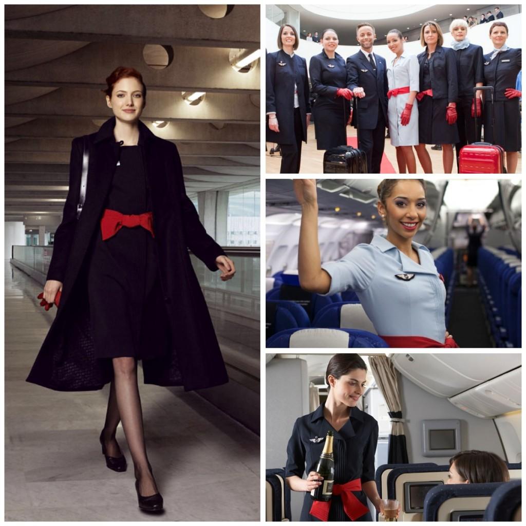 """Най-красивите стюардеси в света са в """"Ер Франс"""""""