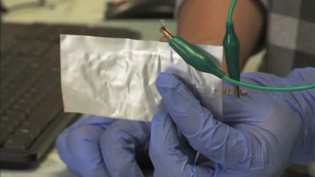 алуминиева батерия