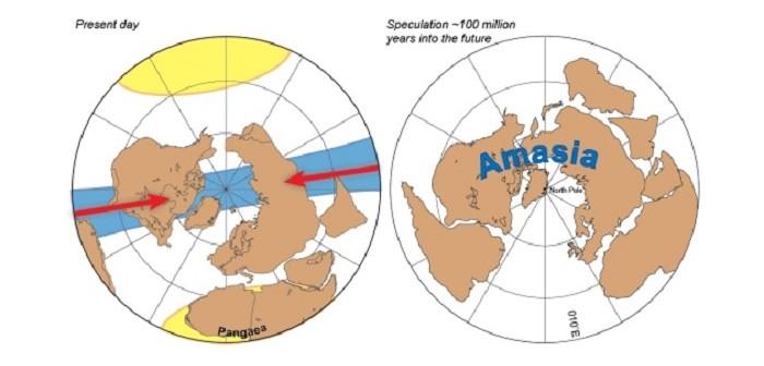 суперконтинент, Амазия