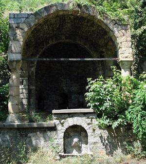 Бунарджика, Пловдив, тунел