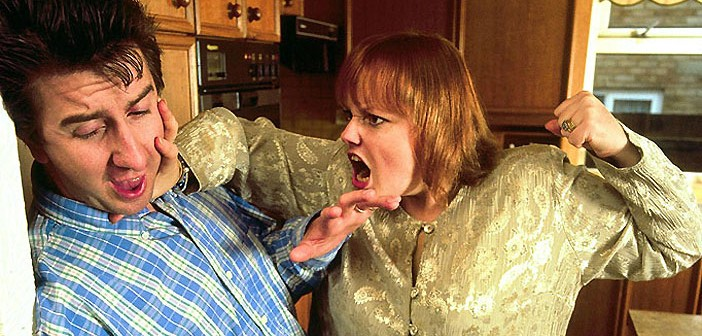 Домашно насилие срещу мъже