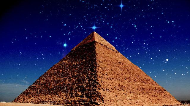 пирамидите - мистерията разгадана